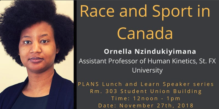 Race and Sport in Canada (no cost)