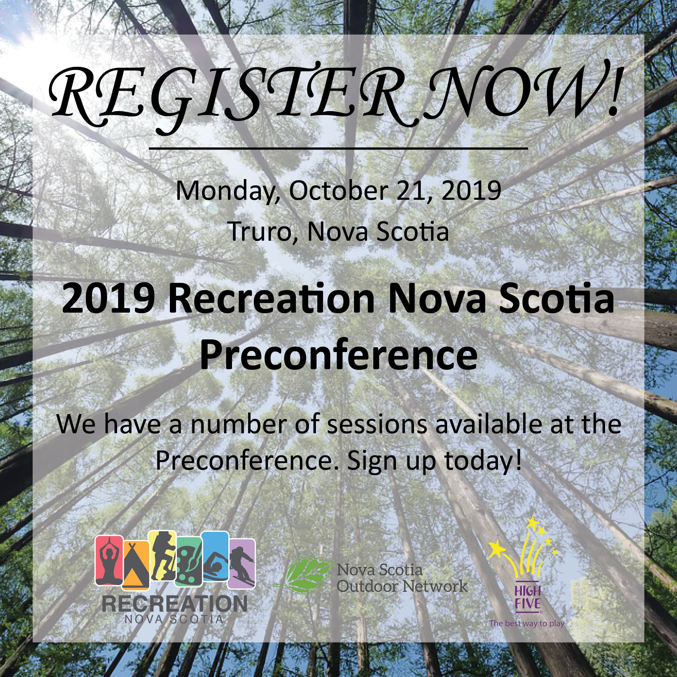 Register Now Precon min